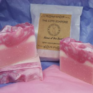 Name of the rose handmade natural soap uk olive oil coconut oil avocado oil jojoba oil wholesale uk